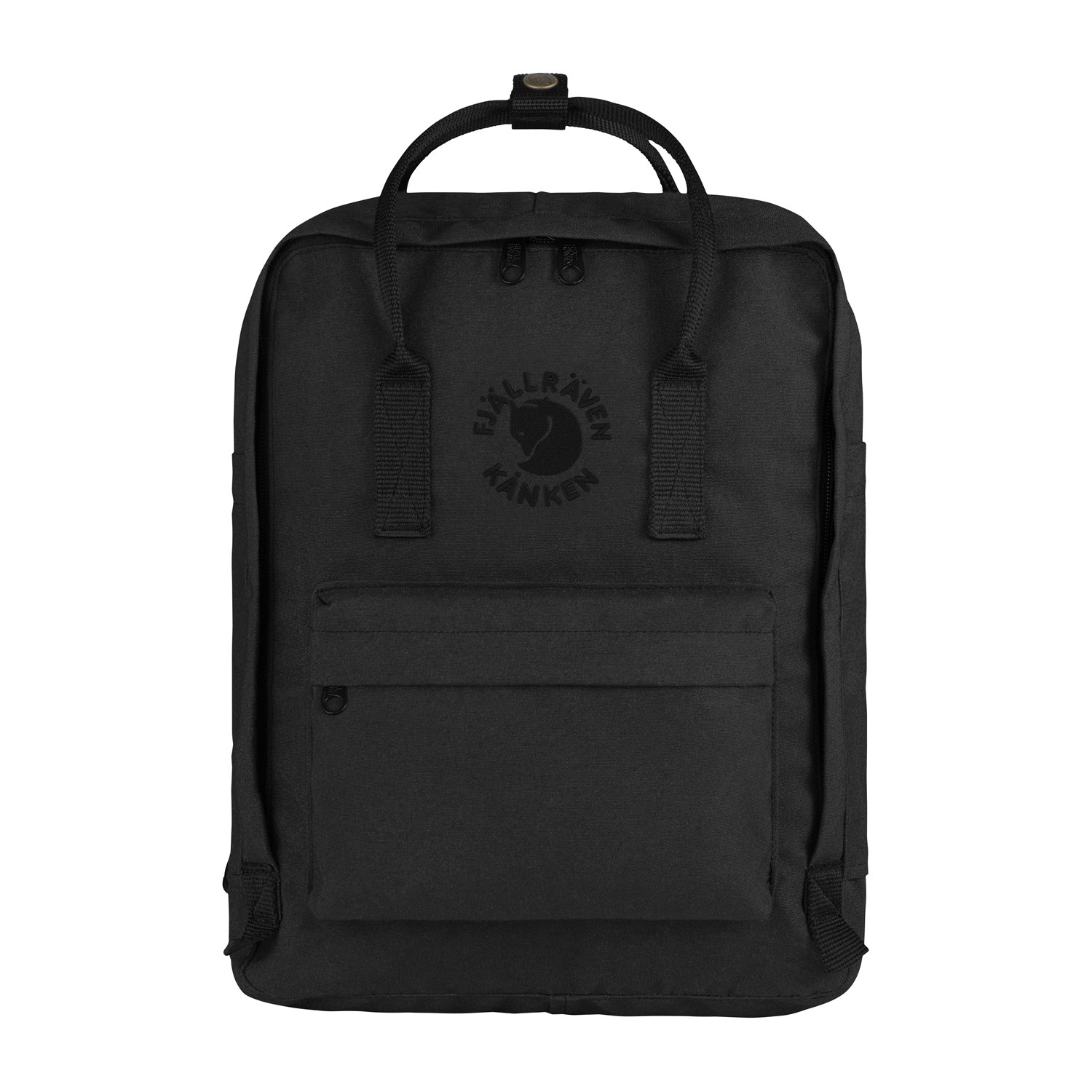 Fjallraven Re Kanken Slate Backpack
