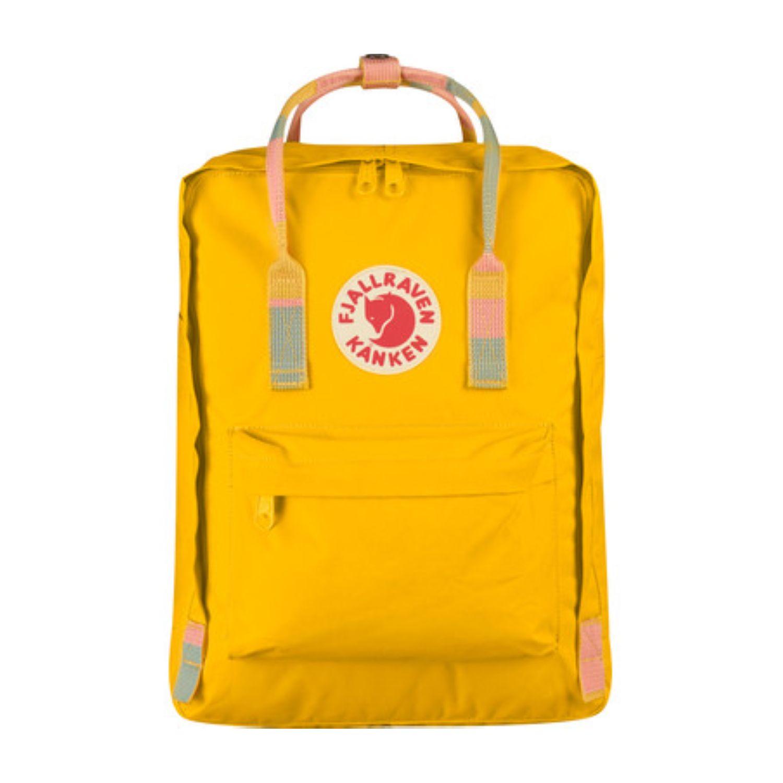 1311353af Buy Fjallraven Kanken - Warm Yellow-Random Blocked in Singapore ...